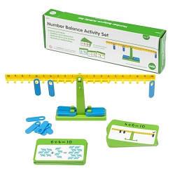 Набор «Математические весы» с карточками EDX Education