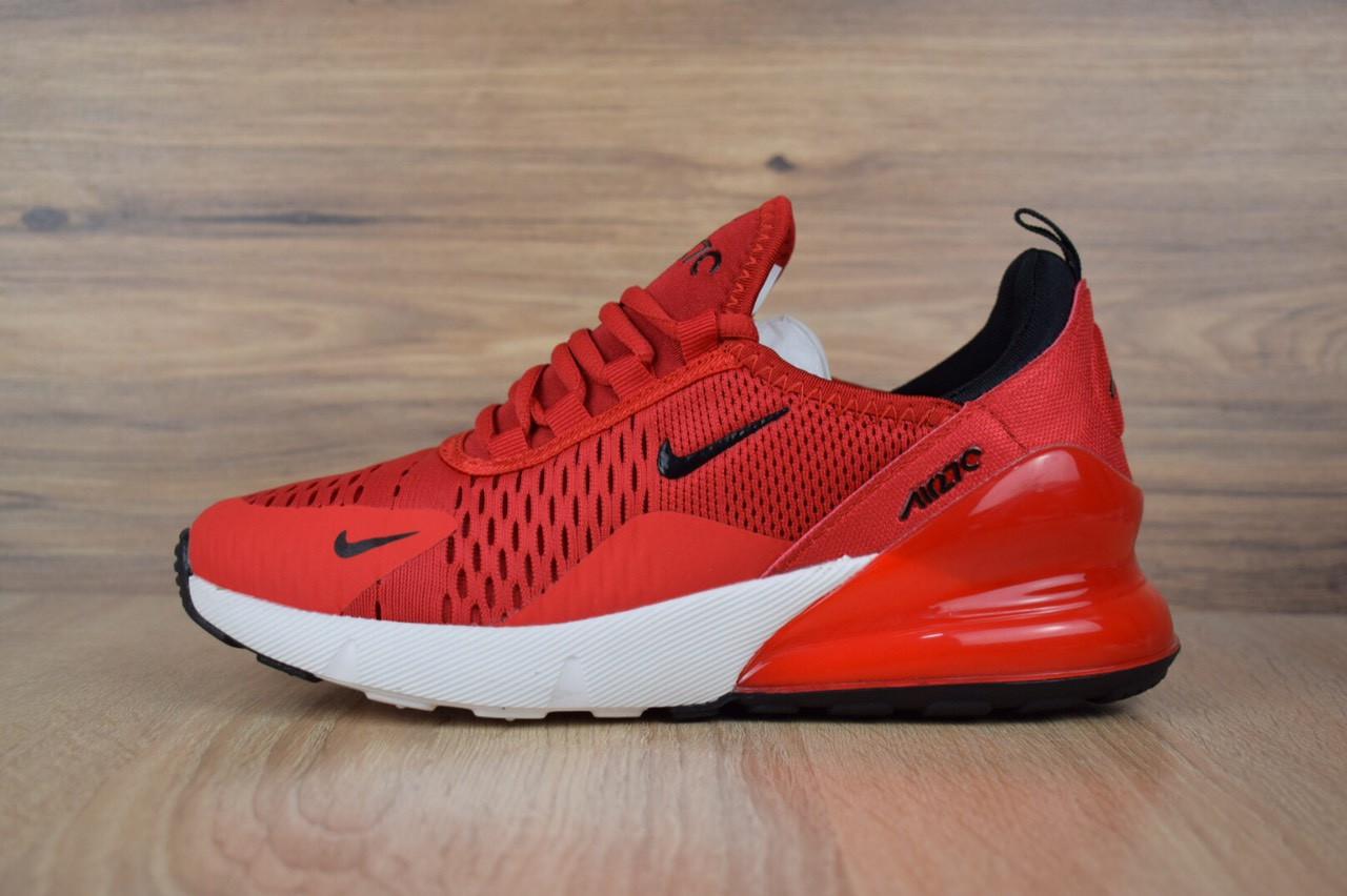 0d552891 Женские кроссовки Nike Air Max 270 Red - Интернет-магазин обуви Parus Shop  в Киеве