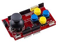 Плата расширения Arduino Joystick Shield