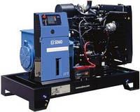 Трёхфазная дизельная элекростанция мощностью 77 кВА с двигателями John Deere