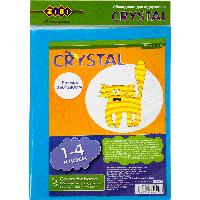 Обкладинки для підручників CRYSTAL 1-4 клас комплект 5шт