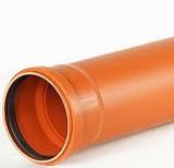 Труба 110 для наружной канализации 2м
