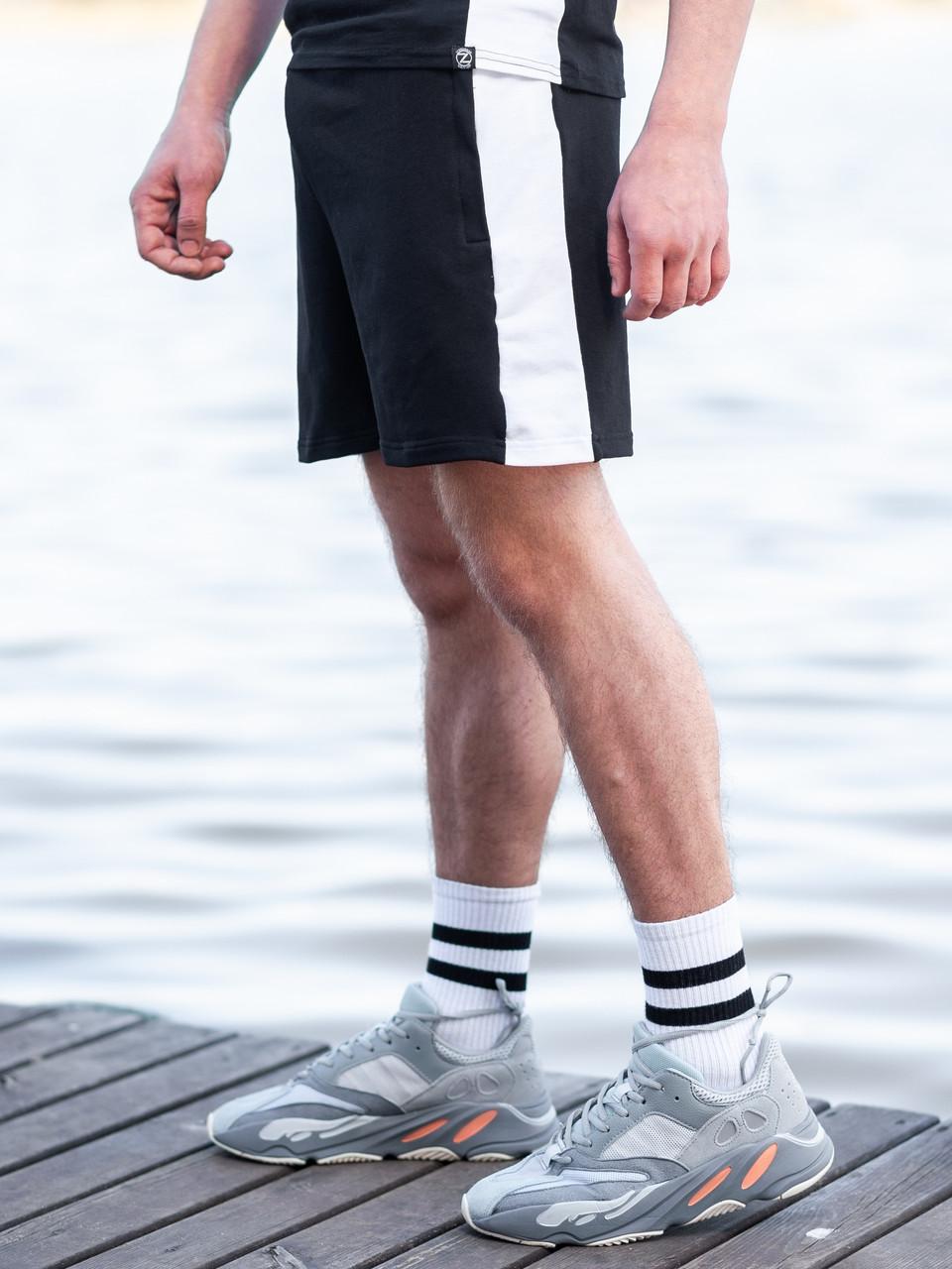 0309e4f68dc51 Спортивные Мужские Шорты BEZET Shark Black/white '19 — в Категории ...