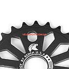 Зірка Kench 25T для BMX чорна, фото 3