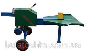 Реечный дровокол 380 В, мощность двигателя 2,2 кВт