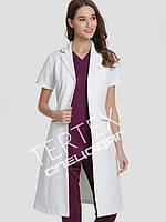 Халат медичний жіночий MED-W03 (кольори в асортименті)