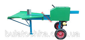 Реечный дровокол 220 В., мощность двигателя 1.5 кВт