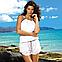 Женский пляжный комбинезон Marko M 312 LEILA. Разные цвета. Размер S, фото 2