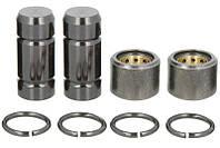 Ремкомплект ролика тормозной колодки BPW ECO 0980102910 2 ролика в комплекте