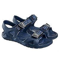 Мужские сланцы сандали оптом М - 67 синие синие