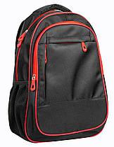 Рюкзак подростковый школьный California,черный