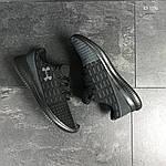 Мужские кроссовки Under Armour (черные), фото 4