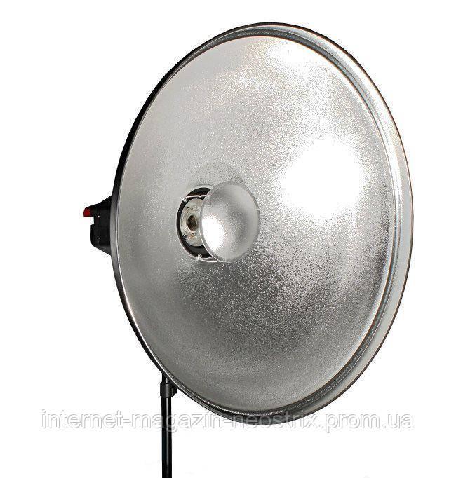 Студийный рефлектор с диффузором F&V 70 см