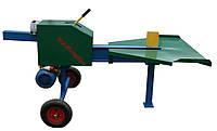 Реечный дровокол 380 В, мощность двигателя 1,5 кВт