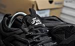 Мужские кроссовки Reebok Fury (черные), фото 2