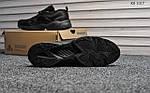 Мужские кроссовки Reebok Fury (черные), фото 4