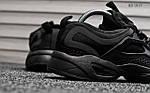 Мужские кроссовки Reebok Fury (черные), фото 5