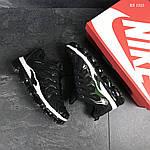 Мужские кроссовки Nike Tn Air (черно-белые), фото 3