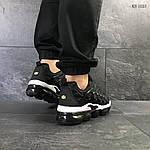 Мужские кроссовки Nike Tn Air (черно-белые), фото 4