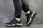 Мужские кроссовки Nike Tn Air (черно-белые), фото 5