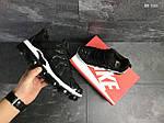 Мужские кроссовки Nike Tn Air (черно-белые), фото 6