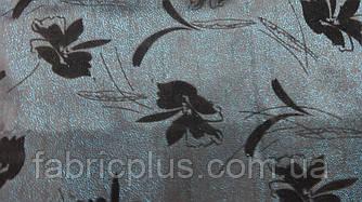Тафта -атлас напыление розы