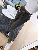 Женские брюки с завышенной талией