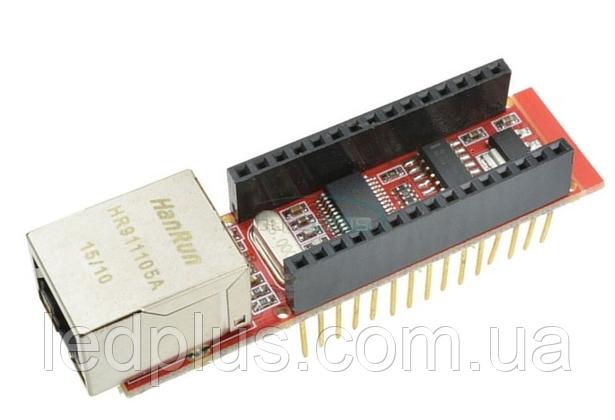 Плата расширения Arduino nano Ethernet Shield ENC28J60