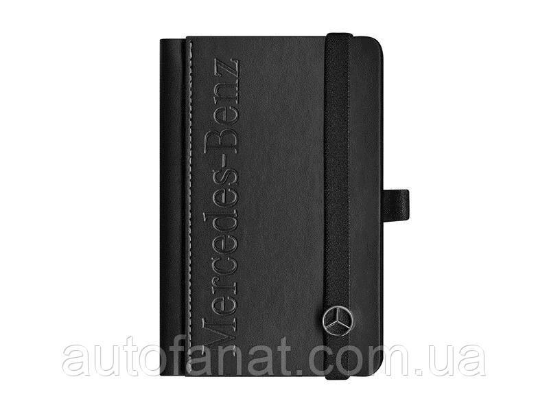 Оригинальная записная книжка Mercedes-Benz Lanybook, Small, Black (B66953636)