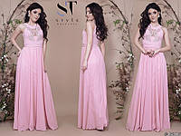Нарядное платье в пол Размер 42 44 46 В наличии 4 цвета , фото 1