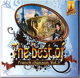 CD-диск Golden French Collection. The Best Of French Chanson (vol.3)