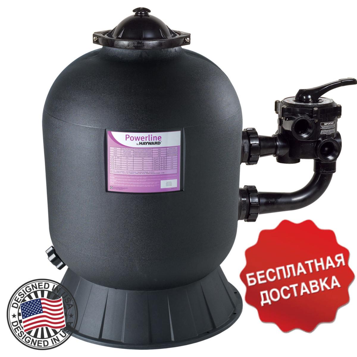 Песочный фильтр для бассейна Hayward PowerLine 81114 (14 м³/ч)