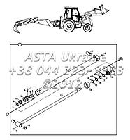 Гидроцилиндр телескопической стрелы Е3-9-1, фото 1
