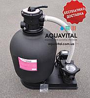Фильтрационная установка Hayward PowerLine 81072 (10 м³/ч), фото 1