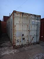 20 футовый контейнер, на продажу, со склада