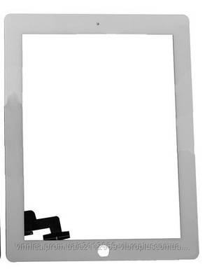 """Тачскрин (сенсор) 9.7"""" Apple iPad 2 h/c, white (белый), фото 2"""