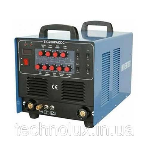 Аргонодуговой сварочный аппарат TIG-200P AC\DC