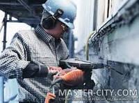 Алмазная резка проемов, стен,бетона Харьков