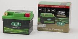 Мотоакумулятор LP Lithium ML LFP7Z 12V, CCA:144, д:107, ш:56, в:85, вес:0,5Kg