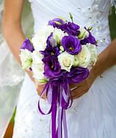 Цветочные композиции, флористика, букет невесты, бутоньерка