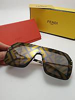 Женские солнцезащитные очки Fendi 0039 browne