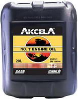 Моторное масло Akcela No.1 Engine Oil 15W-40 20L (20 л)
