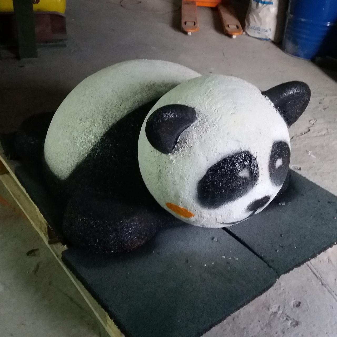 """3Д фигура """"Панда"""""""