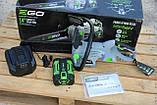 Аккумуляторная цепная пила EGO Power +  CS1401, 56 Вольт, 35 см , с 2 Ач. аккумулятором и зарядным устройством, фото 4
