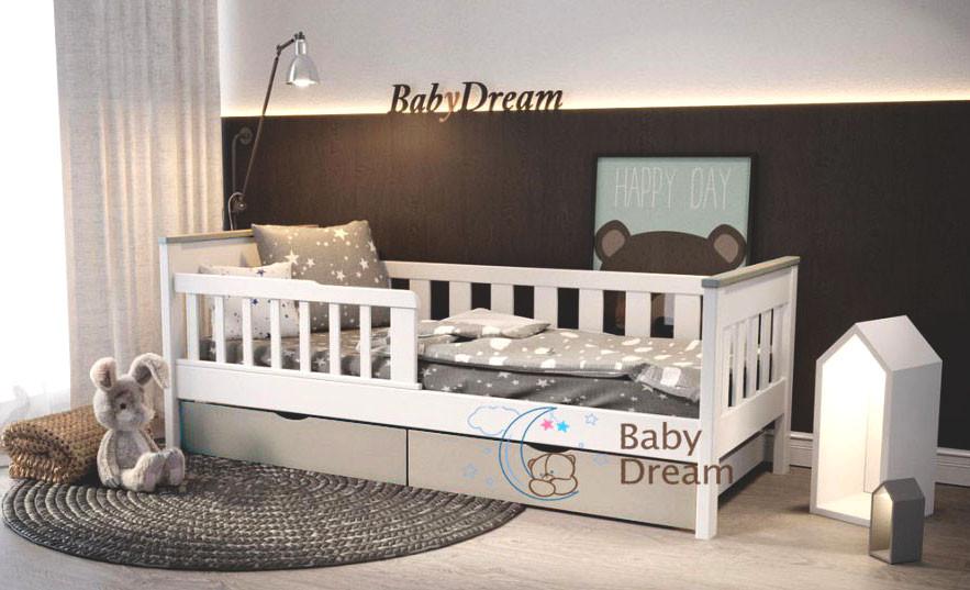 Детская односпальная кровать Infinity Baby Dream