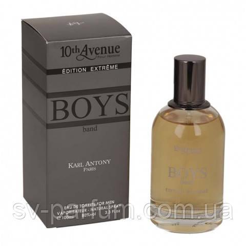 Туалетная вода мужская 10th Avenue Boys Band Edition Extreme 100ml