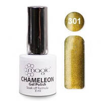 Гель-лак Magic CHAMELEON Gel Polish 8ml  № 301/Хамелеон