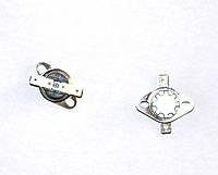 Термореле (термостат защитный) KSD301A-A324C 110°C (250V,10A,контакты в стороны)