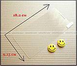 Защитное стекло Mietubl 2.5d для Lenovo Tab 3 Plus 7 7703x олеофобное 9H, фото 4