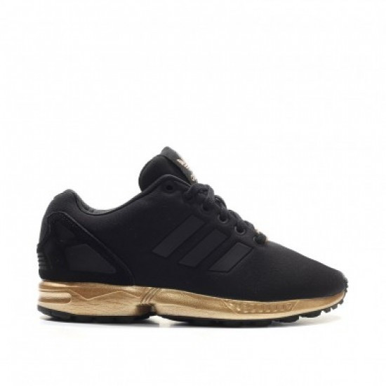 size 40 7326f d0216 Кроссовки Adidas ZX FLUX CORE BLACK COPPER ROSE GOLD BRONZE